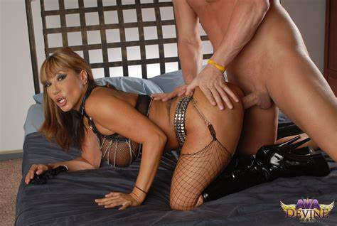 Angelina Valentine And Ava Devine Several Domination Fun
