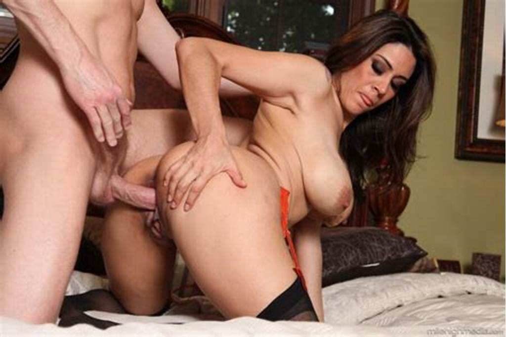 #Raylene #Pounded #On #The #Bed