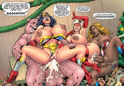 Santa Is Gush 3d Porn Comics