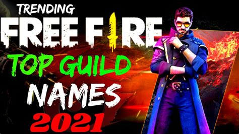 In such a situation, you can make stylish guild names by following these steps. 56 Best Pictures Free Fire Guild Name New 2021 : Top 50 ...