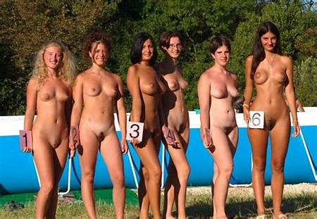 Miss Nude Beauty Teen Contest