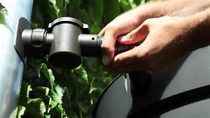 Collecteur D Eau De Pluie Pour Gouttières : speedy le collecteur d 39 eau de pluie qui porte bien son ~ Dailycaller-alerts.com Idées de Décoration