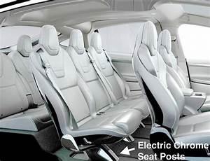 Tesla model x 7 seater | 2017 Tesla Model X 7 Seat Controls Interior Review