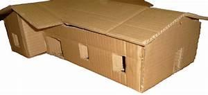 maquette maison carton plume ss96 jornalagora With construire une maquette de maison