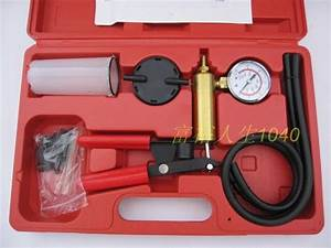 Repair Tools Free Shipping Ktg Manual Vacuum Pump Vacuum Suction Automotive Tools Auto Repair