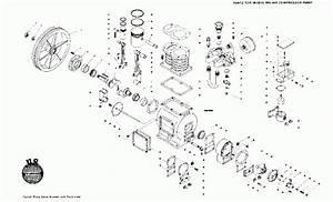 Ingersoll Rand Garage Mate Air Compressor Parts