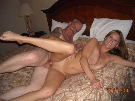 Stepdaddy And Woman Share Couples Toys old