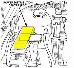 1996 Jeep   Auto Shutdown Relay Circuit  U0026 Location2 Wiring