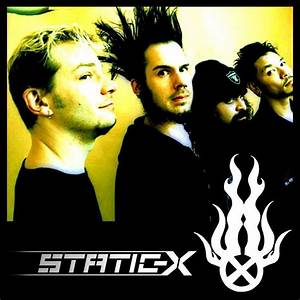 Static X Discography 1997 2009 Industrial Metal