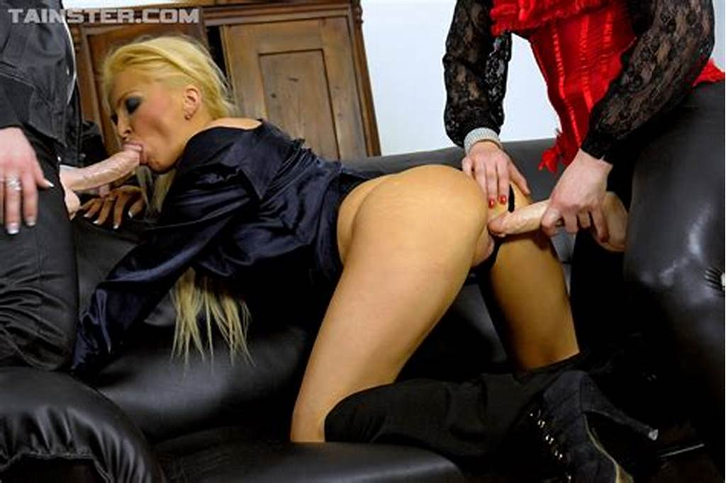 #Alluring #Queens #Getting #Fucked #By #Fake #Cock #And #Facialized #By #Cream