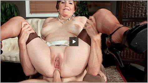 Perky Granny And Her Boytoy danielle colby cushman