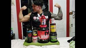 Staple Supplement Stack For Lean Muscle Growth And Fat Loss For Beginners To Advanced