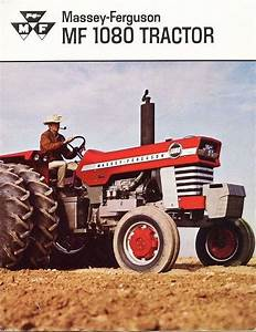 Massey Ferguson Mf1080 Repair Manuals 220pg For Mf 1080
