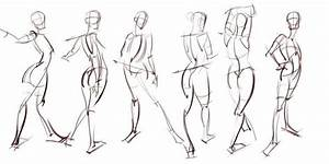 What Are The Differences Between Figure Drawings  Gesture