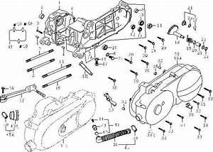 139qmb Crank Case Comp
