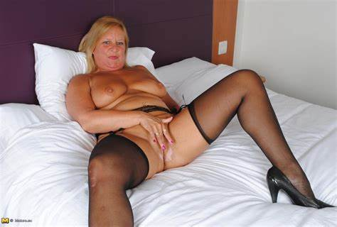 Milf And Mature Have Fun Together