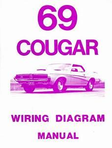 1969 Cougar  Xr