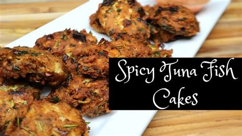 Makes a great side dish. Spicy Tuna Fish Cakes Recipe - Kelvin's Kitchen   Recipes Videos