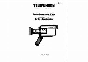 Telefunken Fk500