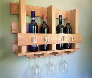Porte Verre à Pied : range bouteille sur pied monde du vin ~ Dailycaller-alerts.com Idées de Décoration