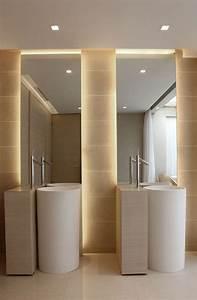 les 25 meilleures idees de la categorie eclairage de salle With carrelage adhesif salle de bain avec hauteur spot led encastrable
