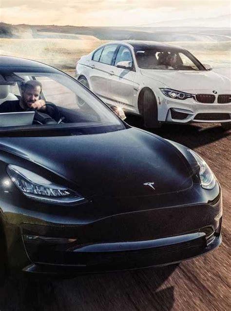 32+ Bmw Vs Tesla 3 Pictures