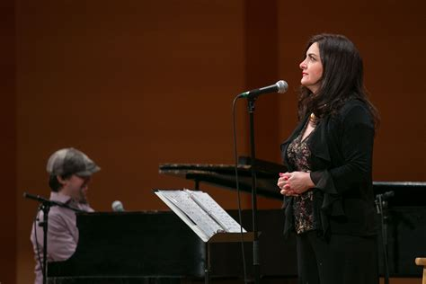 The Wesleyan Argus   Syrian Vocalist Gaida Pays Tribute to ...