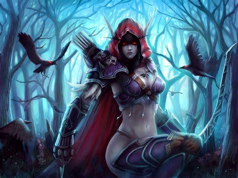 world, Warcraft, Fantasy, Adventure, Artwork, Warrior ...