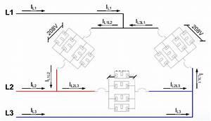 3 Phase 208v Motor Wiring Diagram
