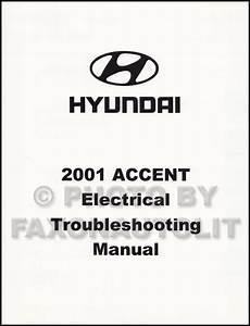 2001 Hyundai Accent Wiring Diagram