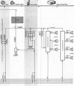 Power Antenna Wiring 101 On A Fj62