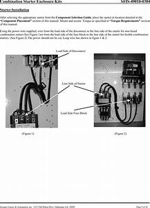 Siemen Single Phase Starter Wiring Diagram