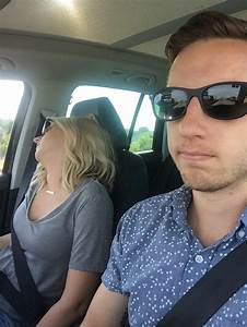 Husband Takes Photos From All The Fun Road Trips With His Wife And It U0026 39 S Hilarious
