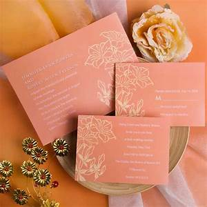 custom wedding invitations fresno ca mini bridal With wedding invitation printing fresno ca