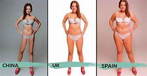 These  U0026 39 Ideal U0026 39  Body Types For Women Around The World Are Seriously Interesting To See