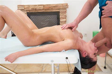 Talented Handsome Masseur At Work Relaxation And Orgasms Combined In Ffm Pleasant Scenes