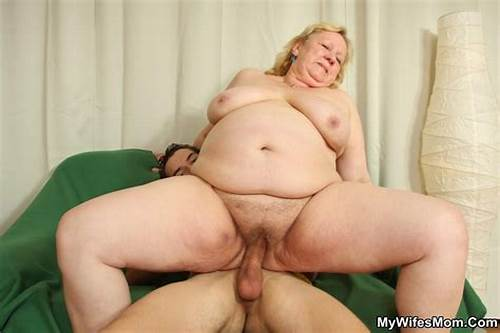 Chubby Old Tries Sex #Fat #Granny #Gets #Fucked