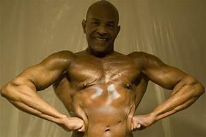 Kareem  80 Year Old Bodybuilder
