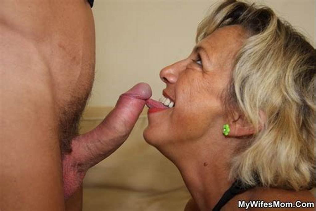 #Mature #Blonde #Gives #Him #A #Blowjob #And #Her #Tight #Old #Pussy