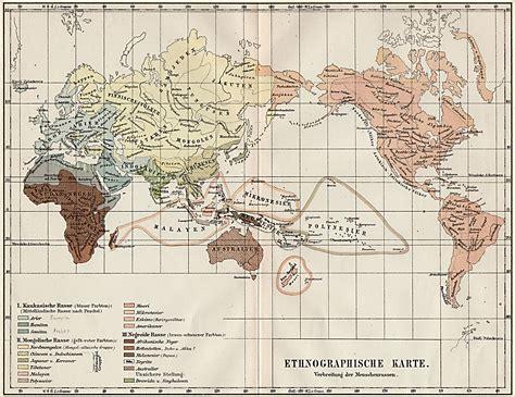 Ethnographische Karte. - Zeno.org