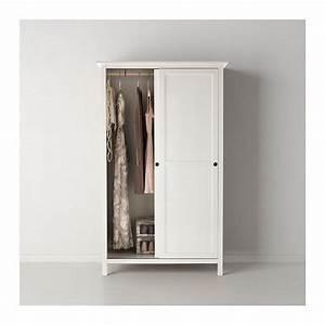 Hemnes Kleiderschrank Ikea : hemnes kleiderschrank mit 2 schiebet ren wei gebeizt hemnes wardrobe hemnes and white stain ~ Buech-reservation.com Haus und Dekorationen