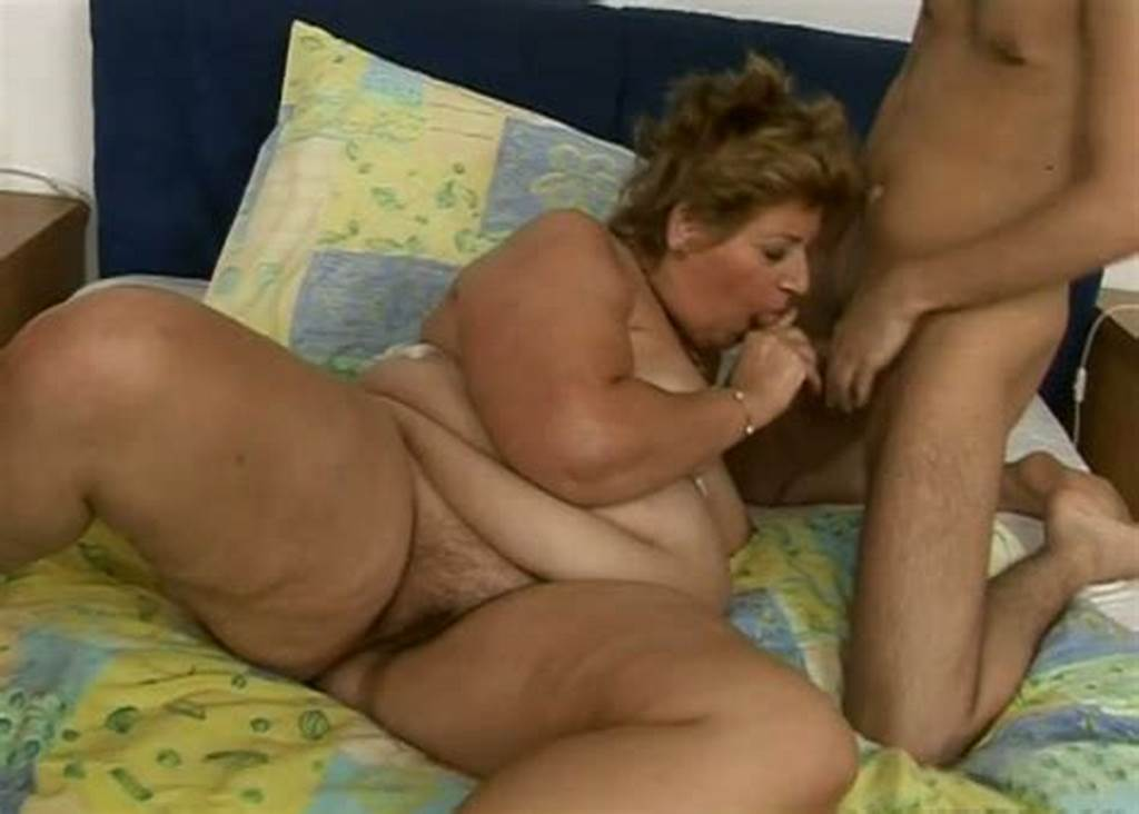 #Perverted #Young #Stud #Is #Playing #With #Wet #Cunt #Of #Fat #Kinky