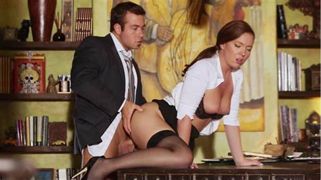 #A #Chance #To #Bed #His #Horny #Secretary