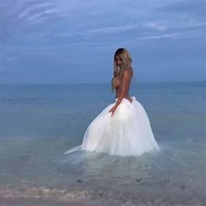 kim zolciak topless in wedding gown after renewing vows With topless wedding dress