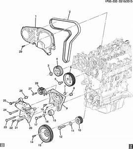 2016 Chevy Cruze Engine Diagram