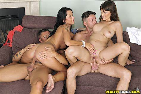 European Orgy Swinger Runt Mia Manarote & Rita In German Crack Orgies Video