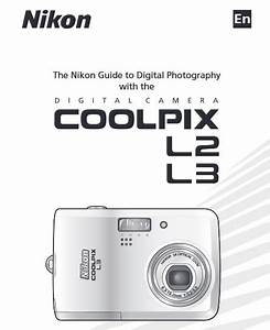 Nikon Coolpix L3 Manual  Camera Owner User Guide And