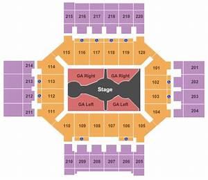World Arena Tickets In Colorado Springs Colorado Seating