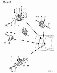 1996 Dodge Avenger Engine Diagram