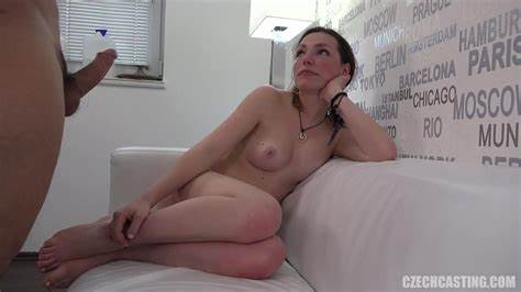 Hungarian Cutie Casting For Sex